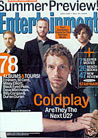 Is Coldplay the next U2?