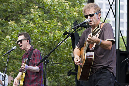 The Feelies @ Battery Park