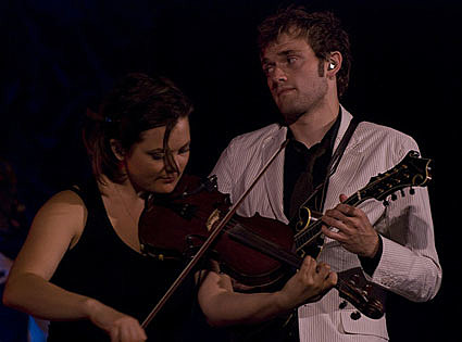 Fiona Apple & Nickel Creek