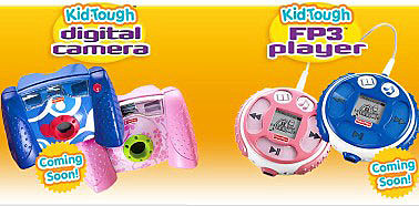 Fisher Price MP3 player