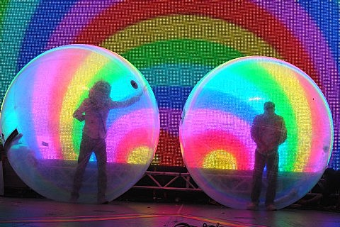 The Flaming Lips + Weezer