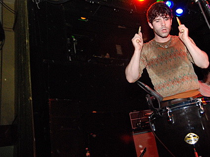 Foals @ Bowery BAlroom