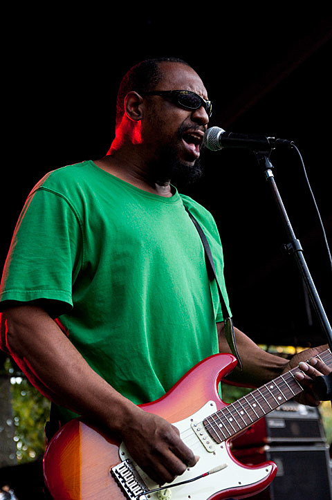 Mick Collins of The Dirtbombs