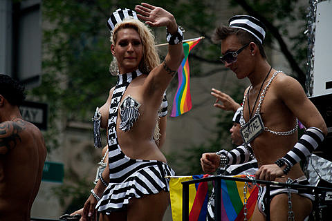 Gay Pride Parade 2010