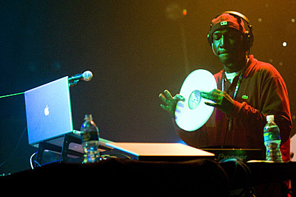 Grandmaster Flash @ Webster Hall