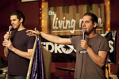 Kidrockers Hosts Craig Baldo and Seth Herzog