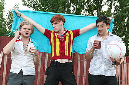 Grizzly Bear & Patrick Wolf