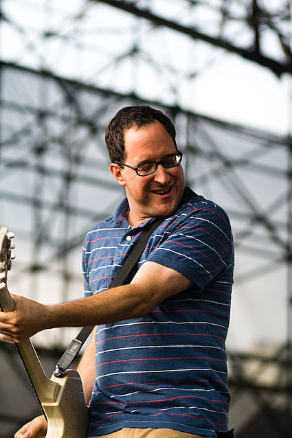 The Hold STeady @ McCarren Pool