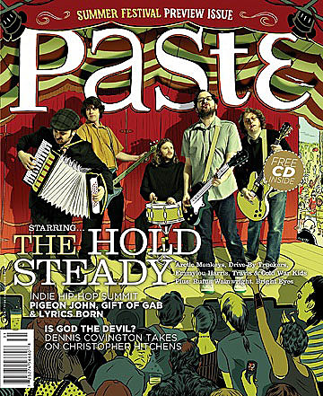 Hold Steady on Paste