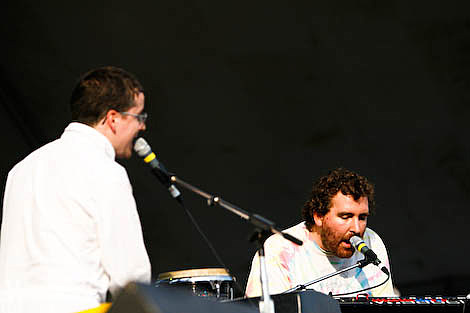 Hot Chip @ ACL