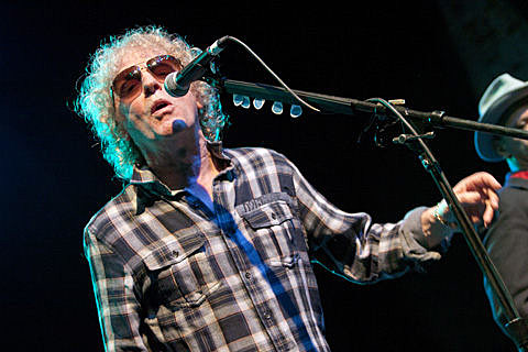 Ian Hunter and the Rant Band