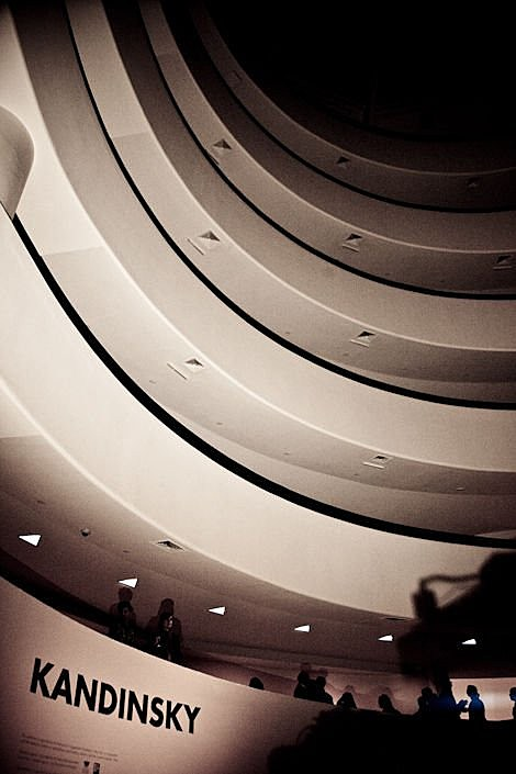 It Came From Brooklyn - Guggenheim Museum