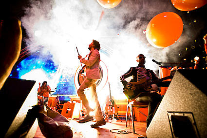 Flaming Lips @ Jam on the River