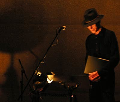 Jandek @ Issue Project Room