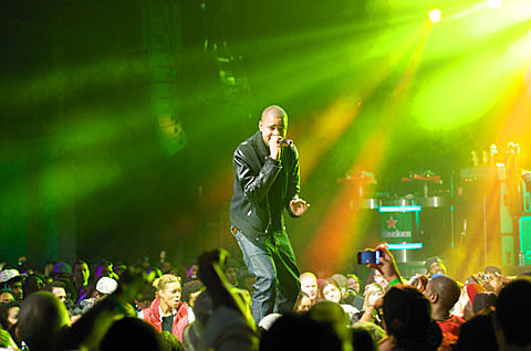 Nas, Cee-Lo, Pete Rock, Diplo, J Cole & others played the Heineken ...