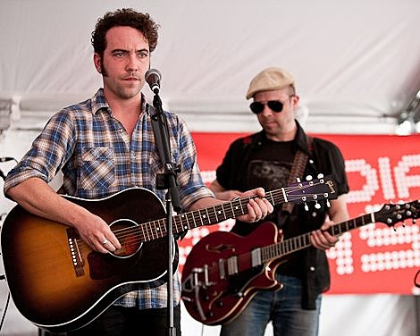Justin Rutledge and the Beauties