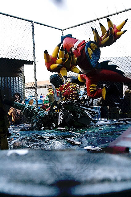 Kaiju Big Battel @ The Yard