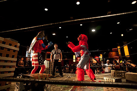 Kaiju Big Battel