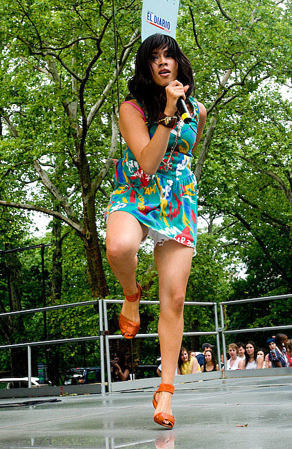 Kid Sister @ Summerstage