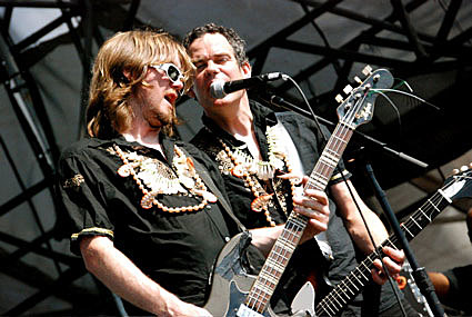King Khan and the Shrines @ McCarren Pool