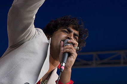 King Khan and the Shrines @ South Street Seaport