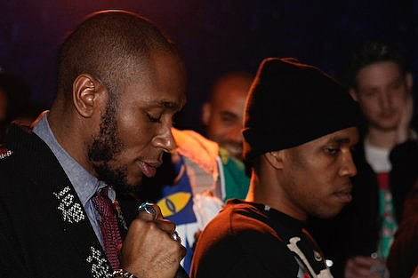 Knyf Hyts and Javelin with Mos Def