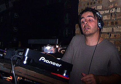 Laurent Garnier @ Spy Bar