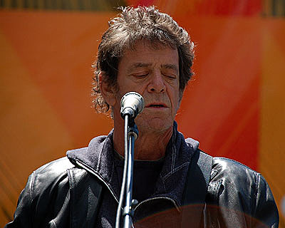 Lou Reed @ Ground Zero