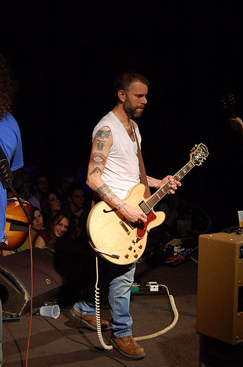 Lucero Played Music Hall Of Williamsburg Pics Now On