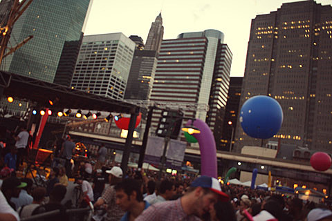 Mad Decent Block Party 2011