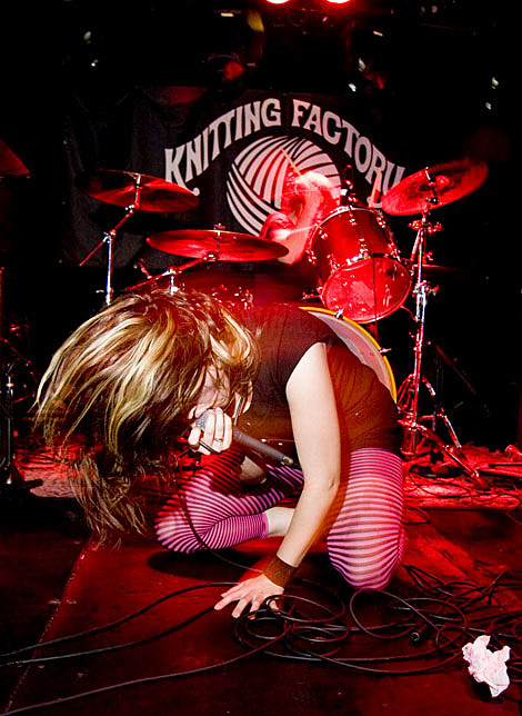 Made Out of Babies @ Knitting Factory