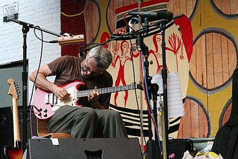 Marc Ribot's Ceramic Dog with Eszter Balint