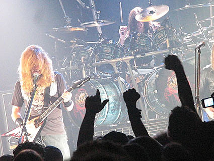 Megadeth @ Irving Plaza