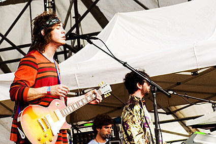 MGMT @ McCarren Pool