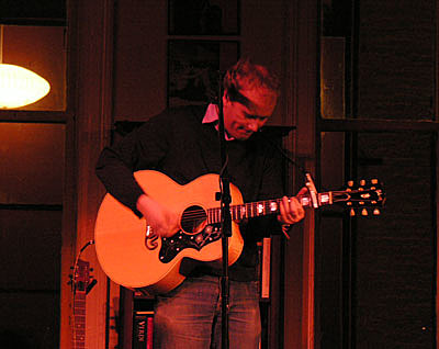 Mike Doughty @ Housing Works