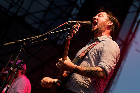 Modest Mouse at Williamsburg Waterfront