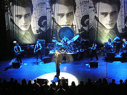 Morrissey in Indianapolis