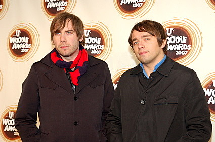 Peter & Bjorn @ The MTVu awards
