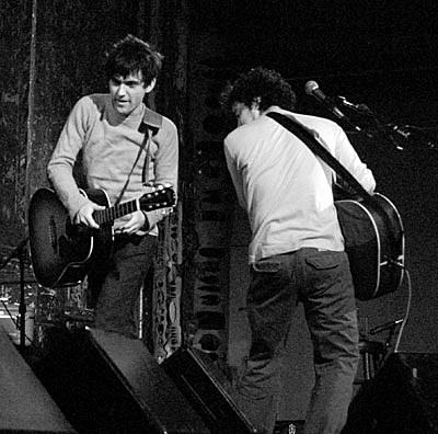 Conor Oberst & M Ward @ Angel Orensznz