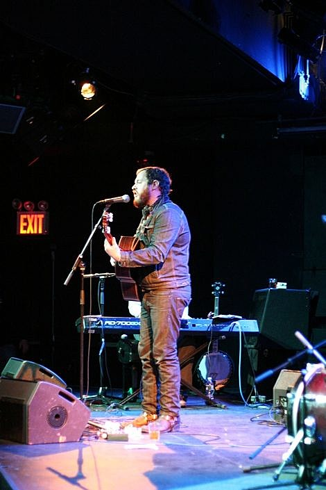 Nathaniel Rateliff and the Wheel