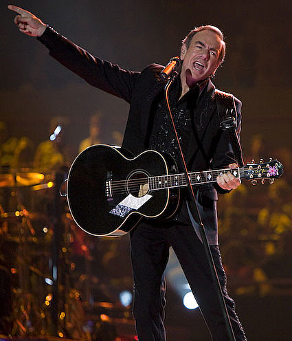Neil Diamond @ MSG