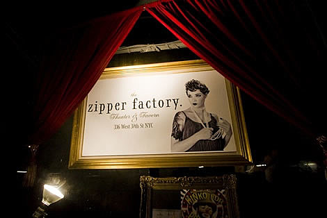 Zipper Factory
