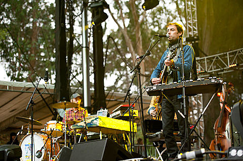 Outside Lands 2012 - Day 1 in Photos