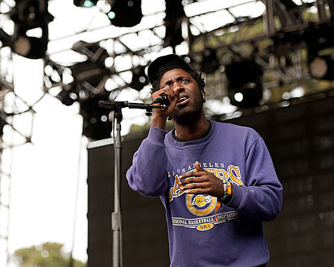 Outside Lands 2012 - Day 3 in Photos