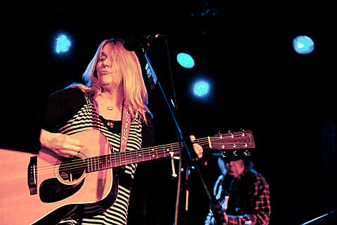 Pegi Young & Neil Young