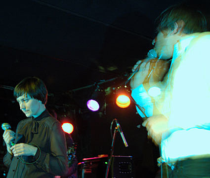 Peter Bjorn and John @ Mercury Lounge