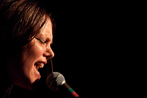 Scout Niblett at Pop Montreal 2010
