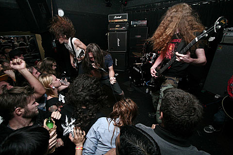 Power Of The Riff