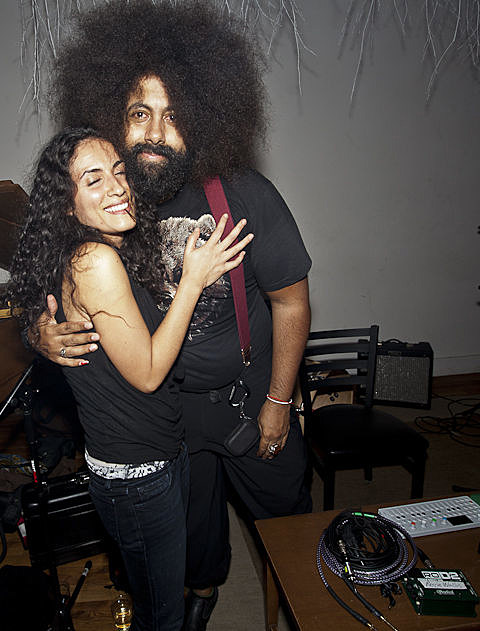 Reggie Watts Mother we stopped by this lof...