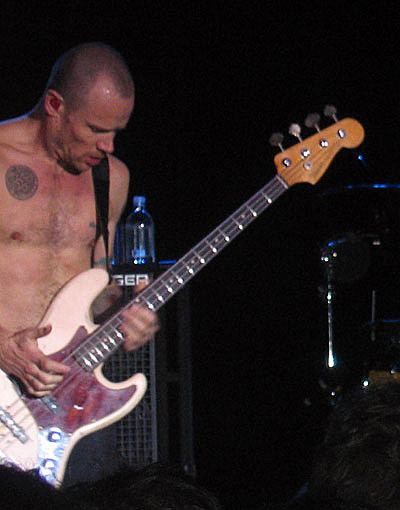 Red Hot Chili Peppers @ Irving Plaza